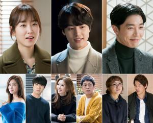 '사랑의 온도' 서현진·양세종·김재욱, 세 배우가 전하는 공감과 울림