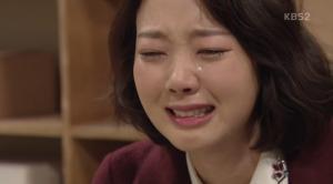 """'꽃피어라 달순아' 윤다영, 송원석에 """"이번 한 번만 날 용서해줘요"""" 애원"""