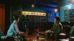 '너의등짝에스매싱' 윤서현, 한지완 집안 알고 난 뒤 '고백'…몰래 지켜보는 범인은 누구?