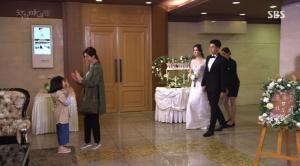 '착한마녀전' 류수영, 이다해 뽀뽀에도 '無감정' 결혼식 들어가기 전 손 놓고 '두근'