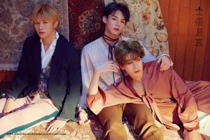 '슬픔의 시간 마주한 소년들' 빅톤 승식X세준X승우, '오월애(俉月哀)' 유닛 이미지 티저 공개!